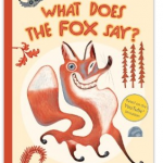 What does the fox say picture book
