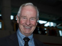 Canada's Governor-General, David Johnston. Image: Nick Matthews