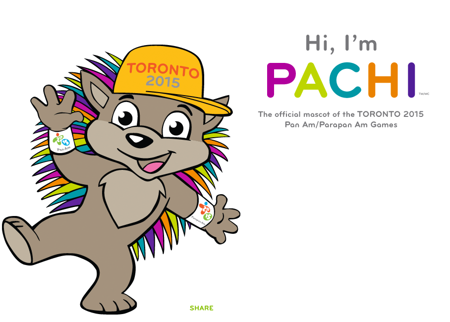 pan am parapan am games to be held in toronto in july 2015