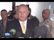 Doug Ford in May 2013. Image: HiMY SYeD