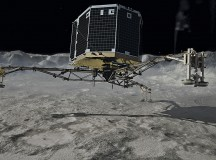 Scientists Land Spacecraft On Fast-Moving, Icy Comet
