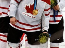 Sidney Crosby is the latest hockey player to come down with the mumps. Image: Wikipedia