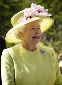 Queen Elizabeth II visiting NASA in 2007. Image: NASA/Bill Ingalls
