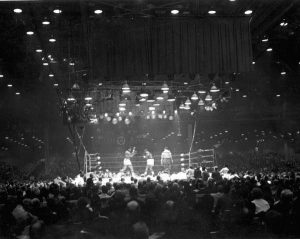 Clay vs. Liston. Image: State Library and Archives of Florida