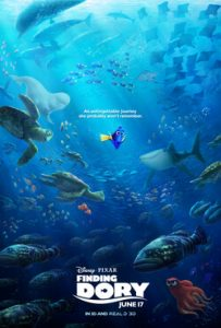 Disney's Finding Dory. Image: Wikipedia