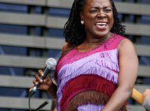 Sharon Jones & the Dap-Kings. Image: Kallerna