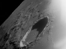 Cave On The Moon Could Be Base For Astronauts