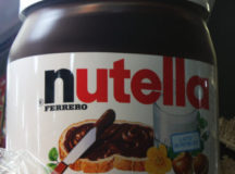 Nutella Chaos In France
