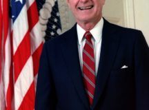 George H. W. Bush, President of the United States. 1989 Official Portrait. Image: Wikipedia