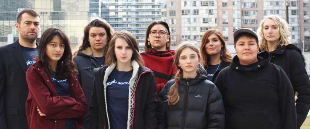 Kids Take Ontario Government to Court over Climate Change Plan - Teaching Kids News